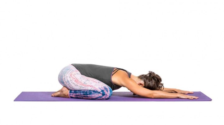 Image result for yoga Child's Pose