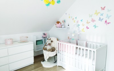 Baby Girl : Room Tour
