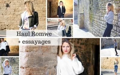 ROMWE : Mon avis
