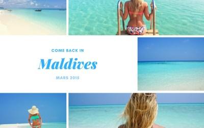 Récit : Les Maldives, comme si c'était hier…