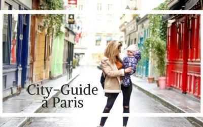 City-Guide : Tout voir à Paris