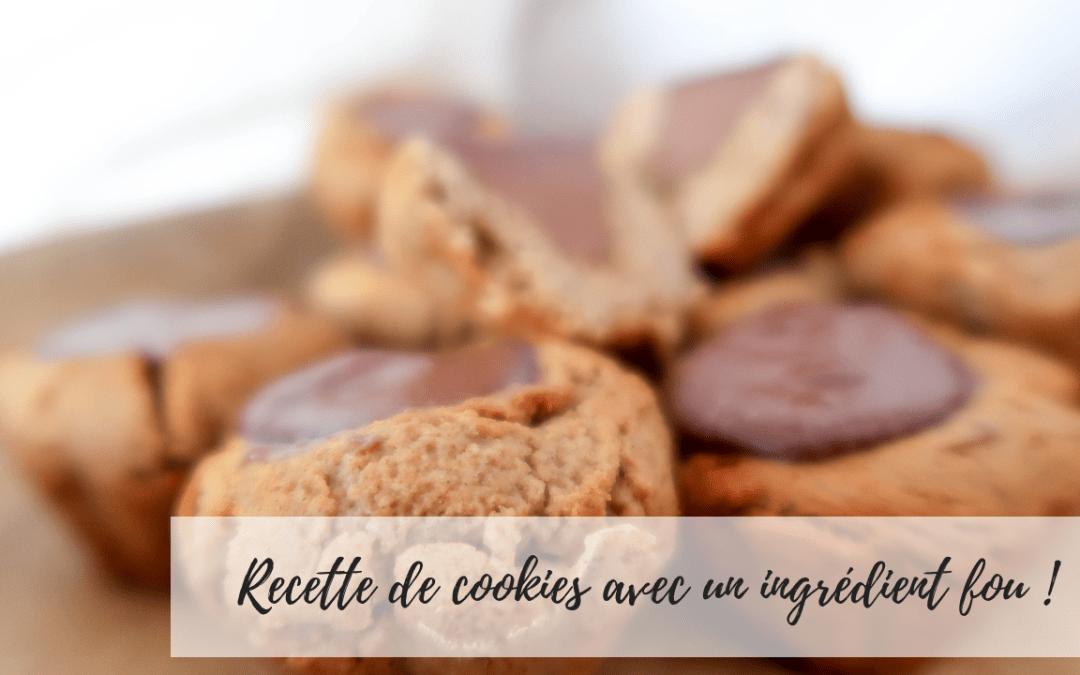 Recette Cookies Ingrédient Fou