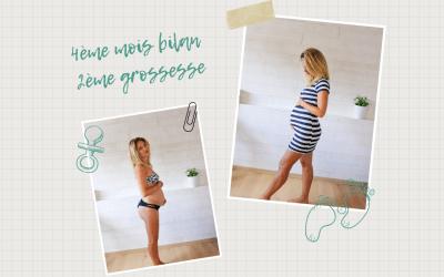 Bilan 4ème mois de grossesse n°2