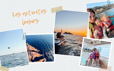 Corse, les activités