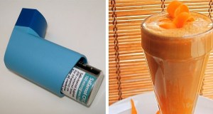 TREAT ASTHMA WITHOUT INHALER WITH ONLY SIMPLE DIET CHANGES