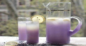 How to Make Lavender Lemonade to Get Rid Headaches and Anxiety