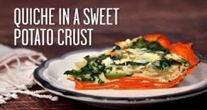 Sweet Potato Crust Recipe ( VIDEO )