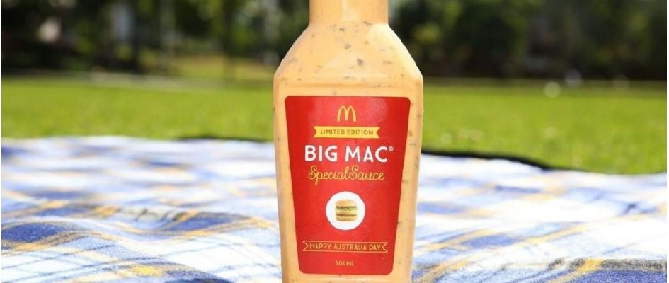 McDonald's Secret Big Mac Sauce Leaked