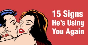 15 Signs He's Already In Love With You!