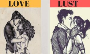 6 bad signs that it's lust, not love