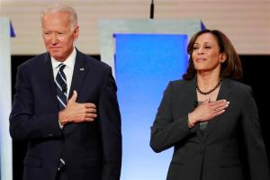 Trump spent years trying to win over Indian Americans. Then Biden picked Harris.