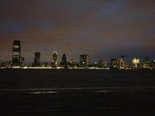 Some of Manhattan's lights are back on
