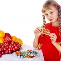 Vitamins That Kids Need for Health Growth