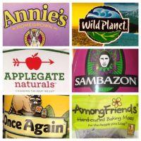 list of organic brands