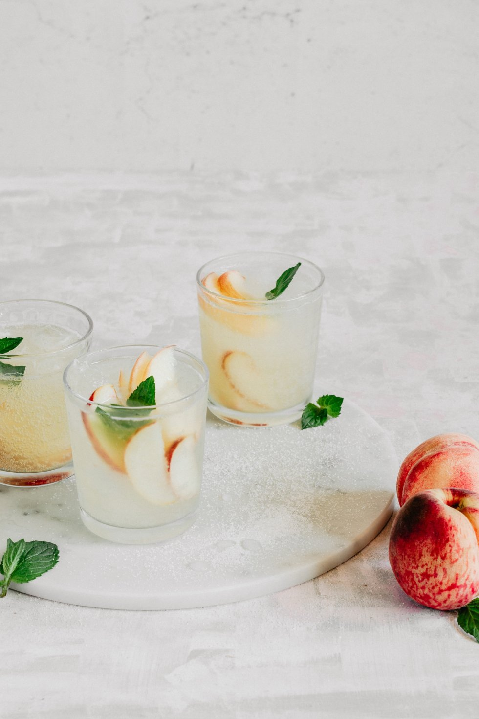 non alcoholic kombucha cocktail