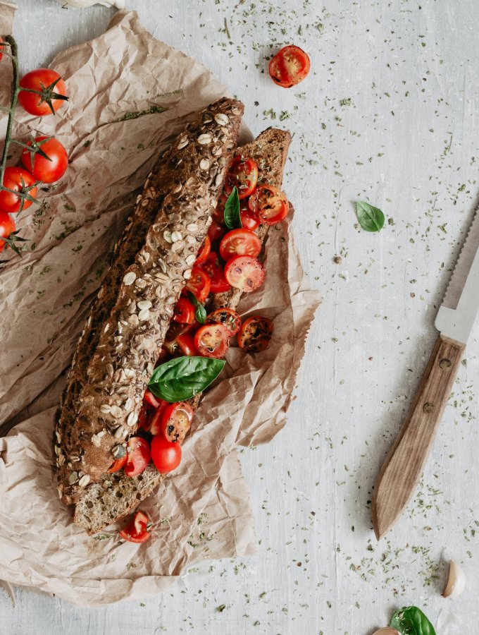 COME FARE LA BRUSCHETTA SEMPLICE / TIPS & TRICKS
