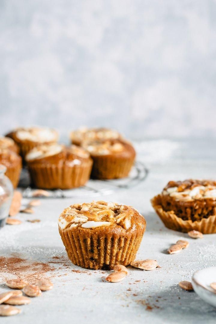 muffins alla zucca morbidi e sani