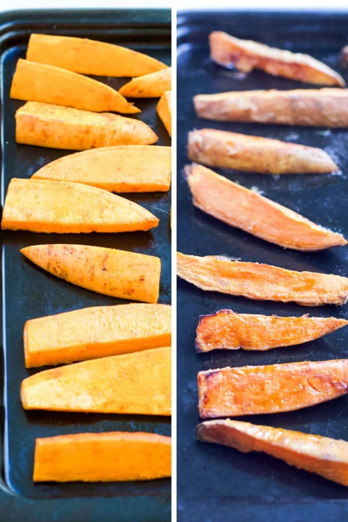 Can Sweet Potatoes Cause Gas In Babies : sweet, potatoes, cause, babies, Sweet, Potato, Wedges