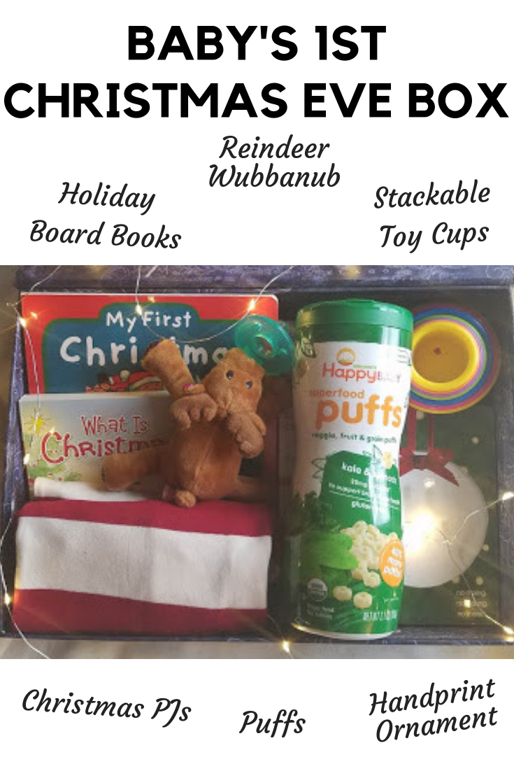 CHRISTMAS EVE BOX FOR BABY - Healthy Little Mama