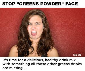 green-powder-face
