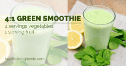 4:1 Green Smoothie