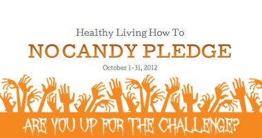 No Candy Pledge: I Dare You!