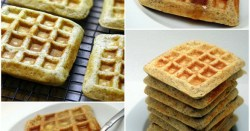 Dairy-Free Protein Waffles