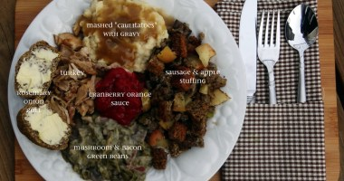 Happy Healthy Thanksgiving: The Day After