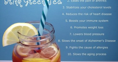 10 Healthy Reasons to Drink Tea