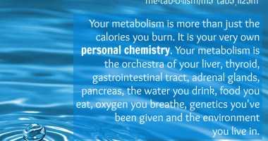 Metabolism: 5 Factors That May Be Affecting Yours