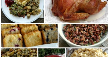 Healthy Thanksgiving 2012: Recipe Round-Up