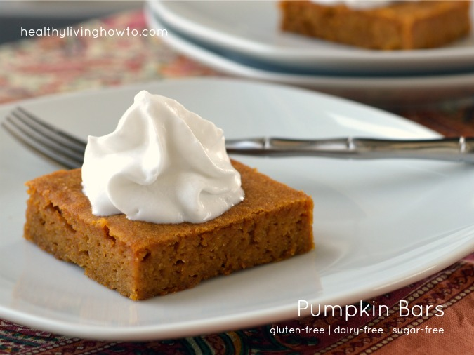 Pumpkin Bars 2