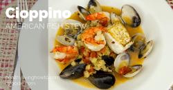 Easy Cioppino Recipe