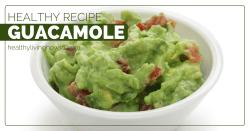 Healthy Recipe: Guacamole | healthylivinghowto.com