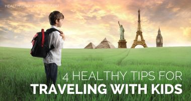 4 Healthy Tips for Traveling With Kids