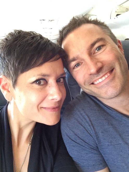 Paleo f(x) 2014 - Tom and I  | healthylivinghowto.com