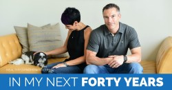 In My Next Forty Years | healthylivinghowto.com