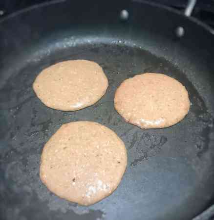 fry pancakes