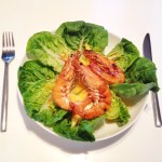 Deliciously Simple Prawn and Mango Salad