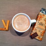 Healthy Orange and Cinnamon Hot Chocolate