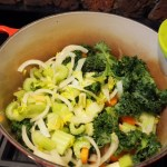 Nourishing Vegetable Broth