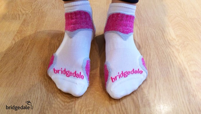 Bridgedale socks review - running socks