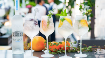 WE WENT: 'Spa & Spritz' at the St Pancras Renaissance, Hosted By Belvedere