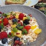 100 Wardour Street breakfast