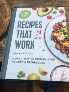 Hello Fresh Recipes That Work book