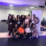 Seen on Screen Dance Class