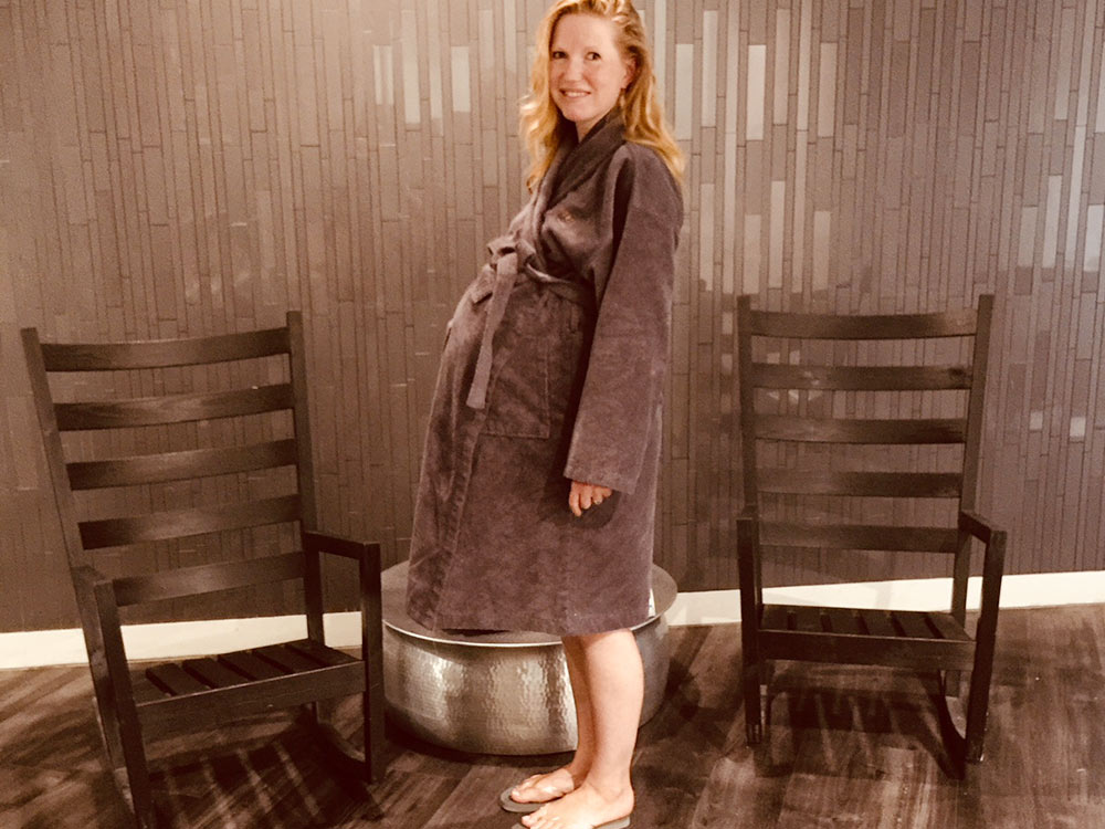 Elemis Peaceful Pregnancy Massage at Kensington Spa