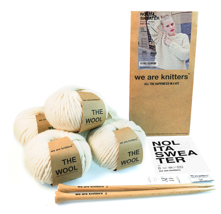 mindful healthy christmas wish list - we are knitters kit