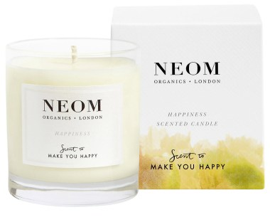 fit londoner christmas wish list - neom happy