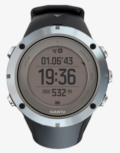 Suunto sports watch - bethan taylor sporty christmas wish list